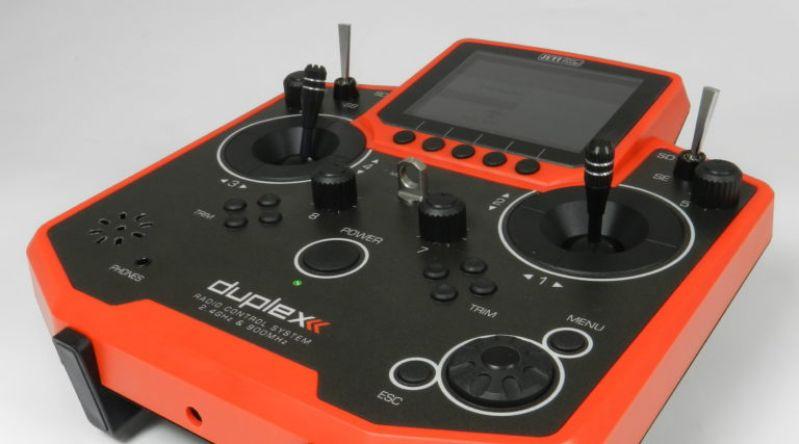 Jeti DS-12 orange
