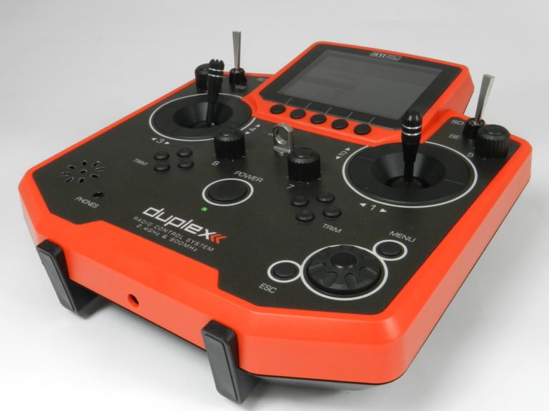 Jeti DS-12 orange